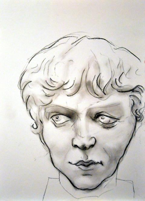 Porträt des Geta
