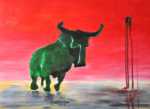 Der grüne Stier