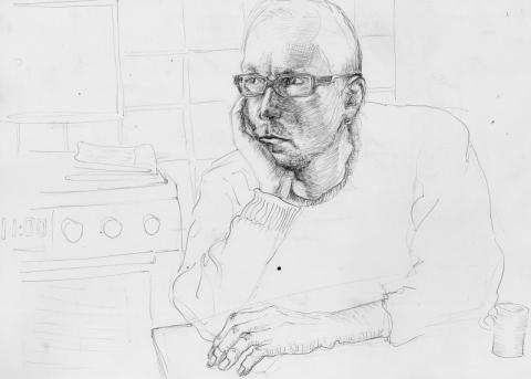 Melancholie in der Küche
