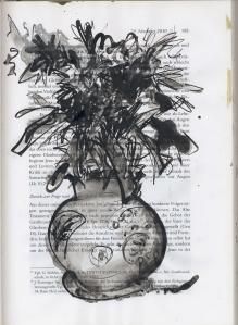 Blumenkleckserei