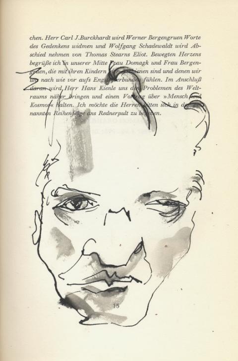 Variationen Gesicht 2