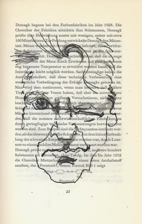 Variationen Gesicht 4