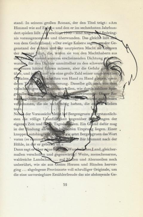Variationen Gesicht 8
