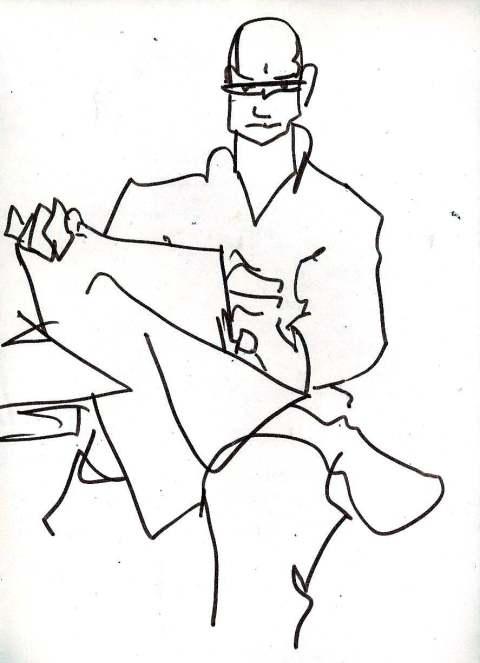 selbst zeichnend6