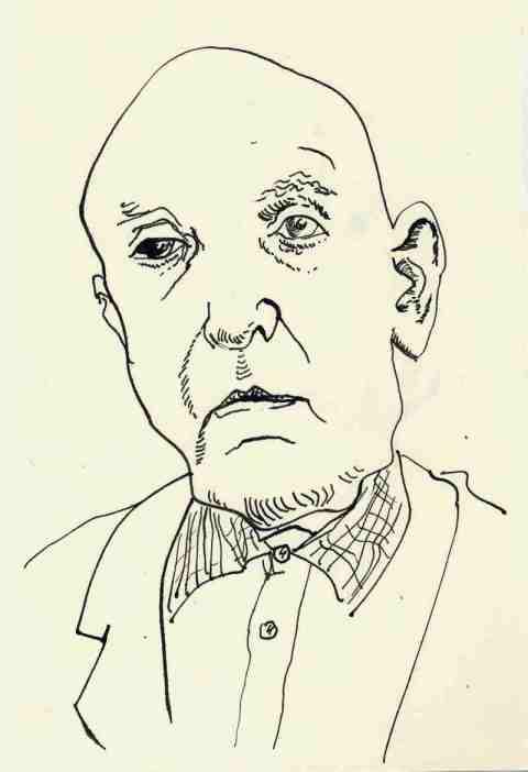 Portrait Feder d55ö5ö