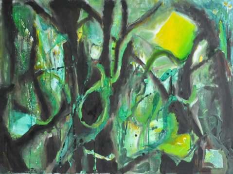 Regenwald eins