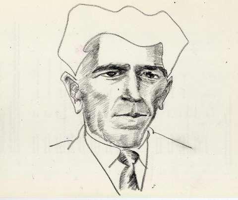 Portrait Kohle 3goie2