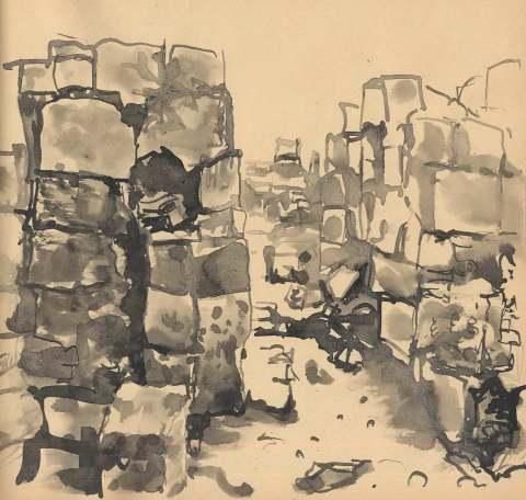Phaselis Ruinen