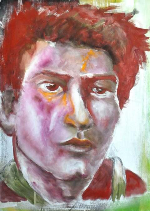 Portrait slekjfl Krieger