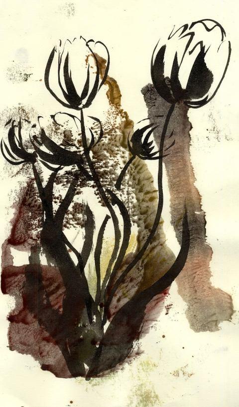 tulpen-gekleckst