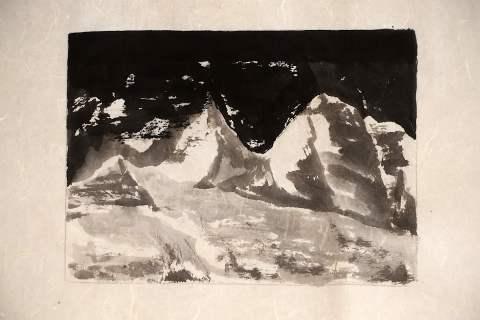 Gebirge lbkja