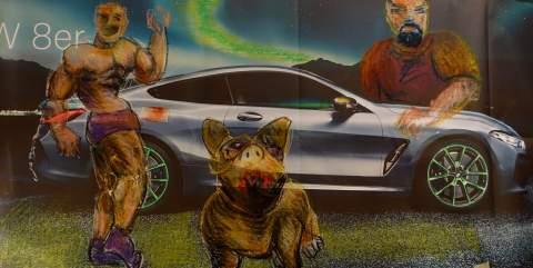 BMW_Übermalung eins